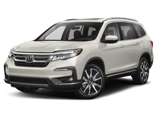 Gunn Honda Service >> 2020 Honda Pilot Elite